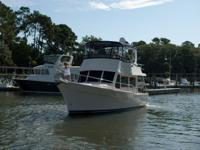 Description Quincy II is a twin engine 34' Mainship in