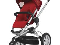 The Quinny Buzz Stroller with its European design has a