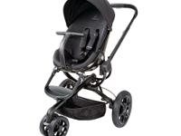 The new Quinny Moodd Stroller is poetry in motion. This