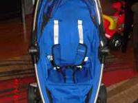 Quinny Zap stroller, excellent condition. the color is