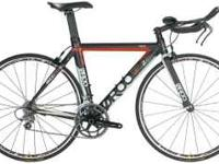 quintana roo kilo vft2 race bike carbon fiber and