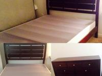 6 months oldIN GREAT CONDITIONIncludes:Headboard/
