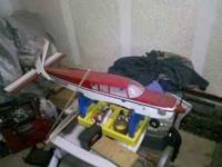 I have a Great Planes Cherokee 180 sport r/c plane to