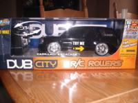 Brand name new still in box R/C Cadillac Escalade with