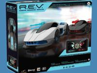 Robotic Enhanced vehicles comes with 2 cars New in box