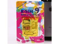 R SIM 9 PRO iPhone 5C,5 S,5, 4S iOS7 Unlocking and