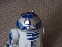 Hi i am selling a very rare R2D2 telephone made by