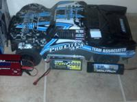 prolite 4x4 ready-to-run, brushless powered electric
