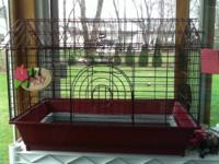 Hi, I have 3 small animal cages for sale. they are all