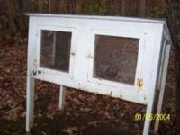 Great CHRISTmas or Birthday gift!! Rabbit Hutch has a