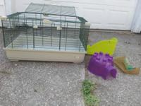 """I purchased this for our old bunny """"mr. bonkers who"""