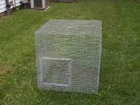 I have rabbits and cages for sale for affordable