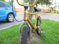 Selling my Race Inc. BMX bike I have kept it for many