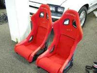 Up for sale are two(2) Cobra Imola 2 race seats. Color