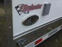 Check out our Platinum PLUS Series of Car Hauler. This