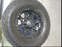 I have for sale some Raceline Raptor 17in rims that fit