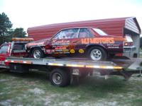 1980 chev malibi,.,.full out drag car 355 w/ aluminum