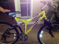 Racing Bicycle....excellent condition....$45 Lakes of