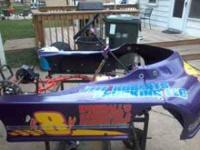 phanton nemises kart never bent,new clone motor with