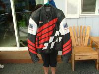 Honda Rider Collection, made by Intersport fashions