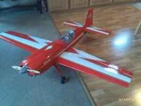 For Sale R/C Airplane. Used Great Planes Extra 300S.