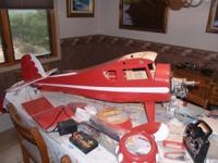 Super Kraft Monocoupe 90A  Scale by Kange Industrial