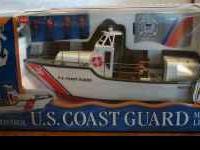 HERE IS A NEW RADIO CONTROL U.S.COAST GUARD MOTOR 44'