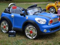 iv got a baby/kids radio controlled ride on car brand