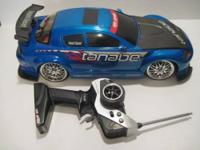 Mazda RX-8 Electric RC Car with remote control by Jada