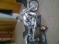 Radio controlled Harley Davidson V-Rod incredibly