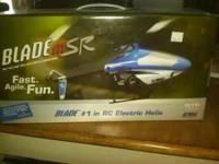Blade MSR Micro-Heli. Paid $135.00 a few weeks ago. has