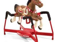 From the Manufacturer: The Radio Flyer Blaze