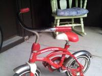 Radio Flyer Classic Red children' bike for sale. $20.
