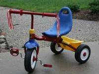 For sale Radio Flyer fold 2 go trike. In great