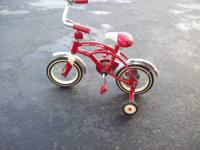 FOR SALE IS 2001 RADIO FLYER RESTO RED...IT IS