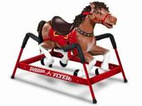 Radio flyer Riding Horse for sale. Like new perfect