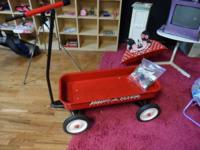 For Sale.  RADIO FLYER.  Unique Edition Wagon.  Version