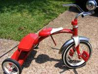 Radio Flyer Trike. In great shape. It even comes with