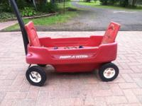 RADIO FLYER WAGON  PHONE ONLY 2183499138