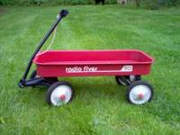 Vintage Radio Flyer Wagon 90 Excellent Condition