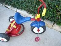 I have a Radio tricycle.....call or text  Location:
