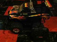Remote control car runs on batteries if interested call