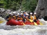 White Water Rafting in Maine deals going on now! Join