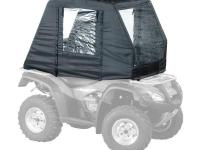Raider Black ATV Cab is designed to protect you from