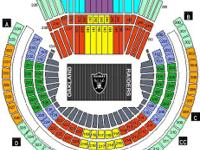 Two tickets to the Raiders vs Titans game on 11/24/13