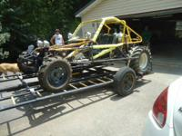I have a turn key buggy that is ready to go.  It has