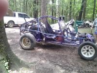 This is a street legal rail buggy. Engine is 70-73 VW.