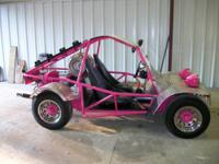 This is a Rail Buggy or you could call it a Dune Buggy