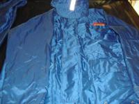 AVID OUTDOOR FOUL WEATHER RAIN GEAR. THIS IS QUAILTY