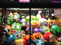 I have four 42 inch Rainbow Claw machines on locations.